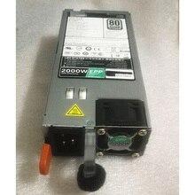 Для DELL R830 T630 2000W Сервер питания Z2000E-S1 039K3H
