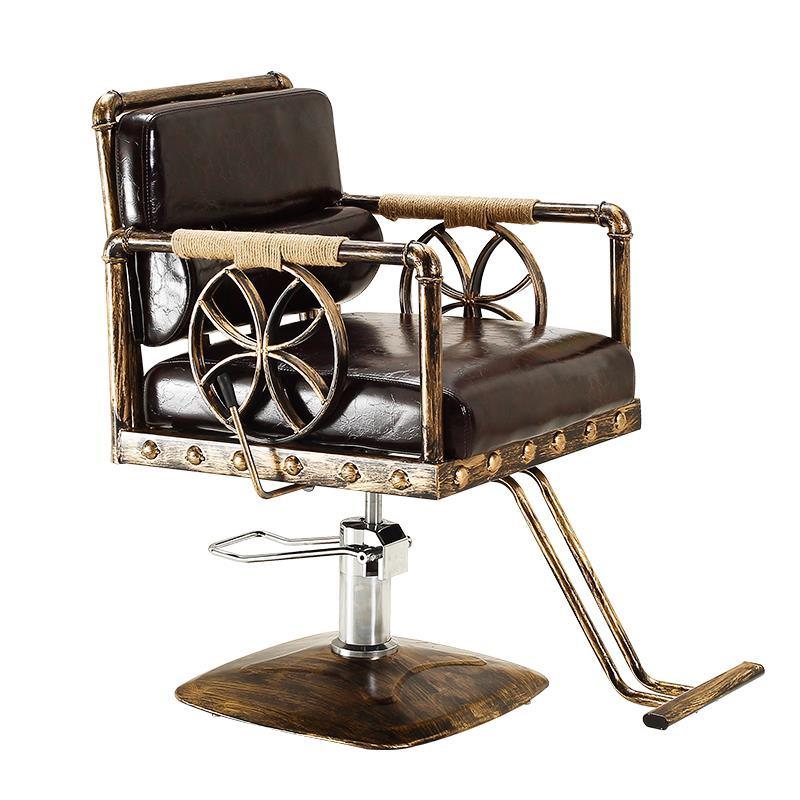 Schoonheidssalon Beauty Sedie Stoelen Hair Salon Fauteuil Hairdresser De Barbeiro Cadeira Silla Shop Barbearia Barber Chair barber chair upside down chair beauty factory outlet haircut barber shop lift chair hair salon exclusive tattoo chair