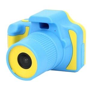 Camera Full Hd 1080P Portable Digital Camcorder 2 Inch Lcd Display Children'S Family Travel Photo Use Children'S Birthday Gift