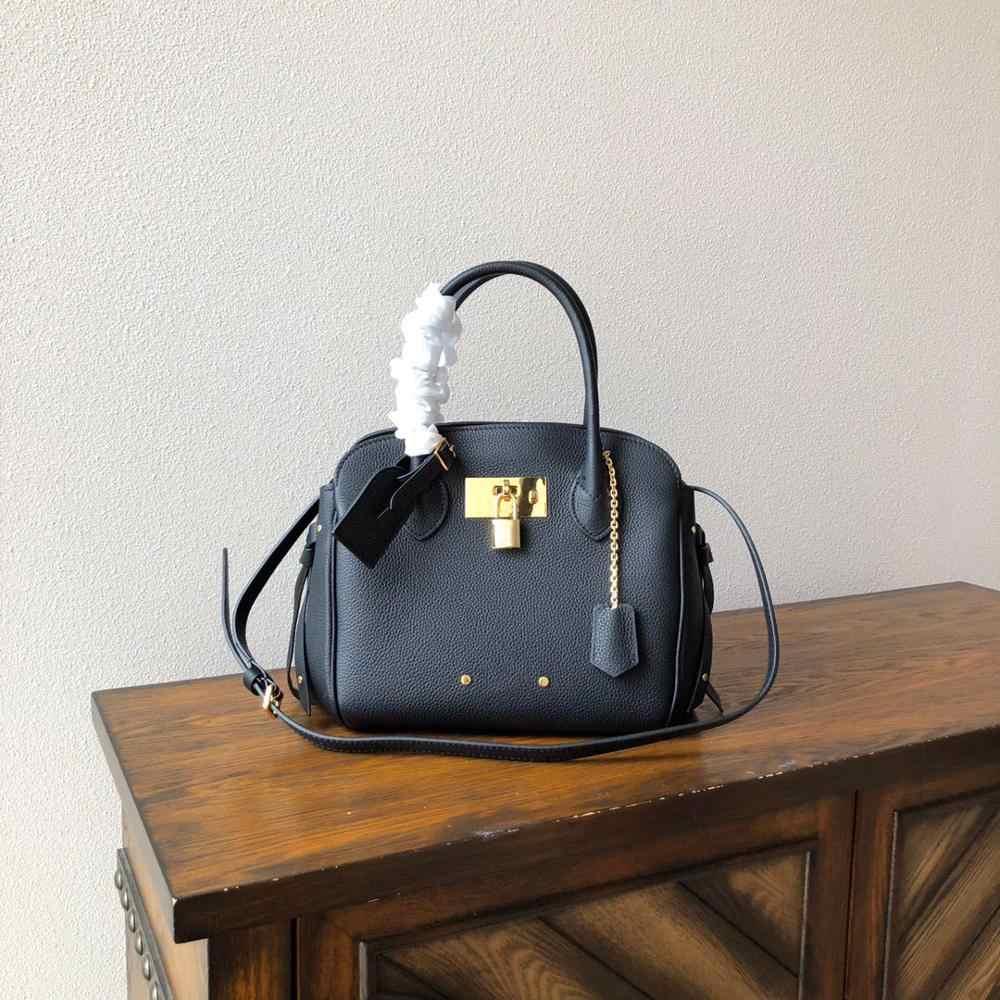 10533cff4b Buttlris kirei 2018 Fashion Original Design Small Hobos Bags Lock men  Leather Handbags Crossbody Bags Free