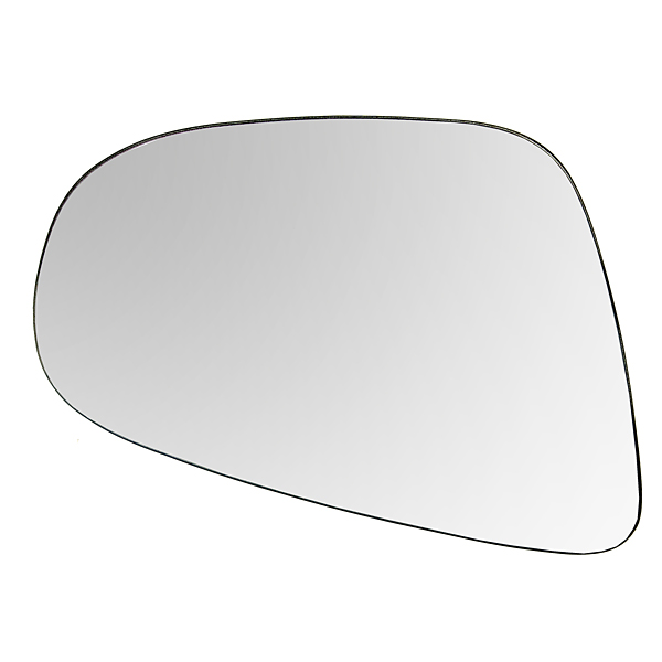 Car Right Side Heated Mirror Glass For VW <font><b>Golf</b></font> <font><b>MK6</b></font> <font><b>TDI</b></font> GTD GTI for Jetta <font><b>MK6</b></font> 2009 2010 2011 2012 image