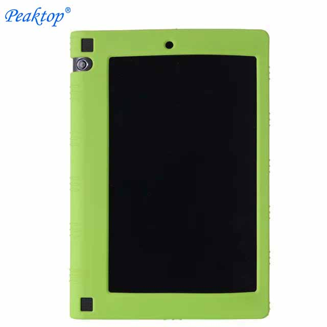 "For Lenovo Yoga tablet <font><b>3</b></font> 8"" 850f silicon cover case,for lenovo yoga tab <font><b>3</b></font> 8.0"" 850f 8.0 <font><b>850</b></font> silica gel soft protective c image"