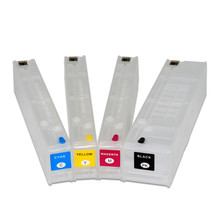975 974 973 972 Refill Cartridge with ARC Chip for HP Pagewide 352dw 377dw 452dn 452dw 477dn MFP 477dw 552dw 577dw P55250d