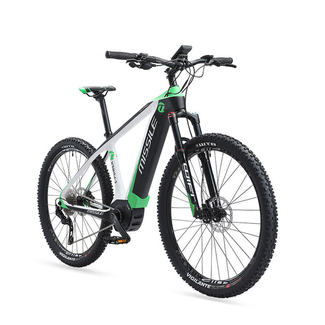 Carbon Fiber Mountain Bike >> Us 4761 51 Portable Electric Bike 2 Wheels Electric Bicycle 36v Carbon Fiber Mountain Bike Hidden Lithium Battery Adult Electric Scooter In