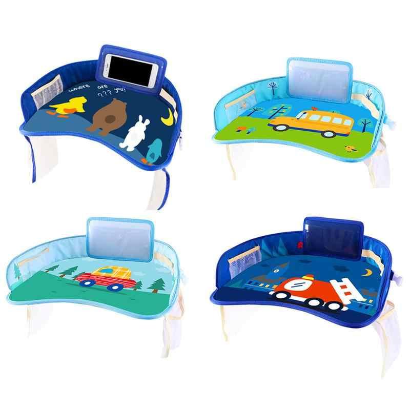 Placa de Assento de Segurança do carro Carro Multifuncional Mesa Pintura Mesa Comendo Para Crianças Cadeira De Carro Carrinho de criança Carrinho de Bebê Acessórios