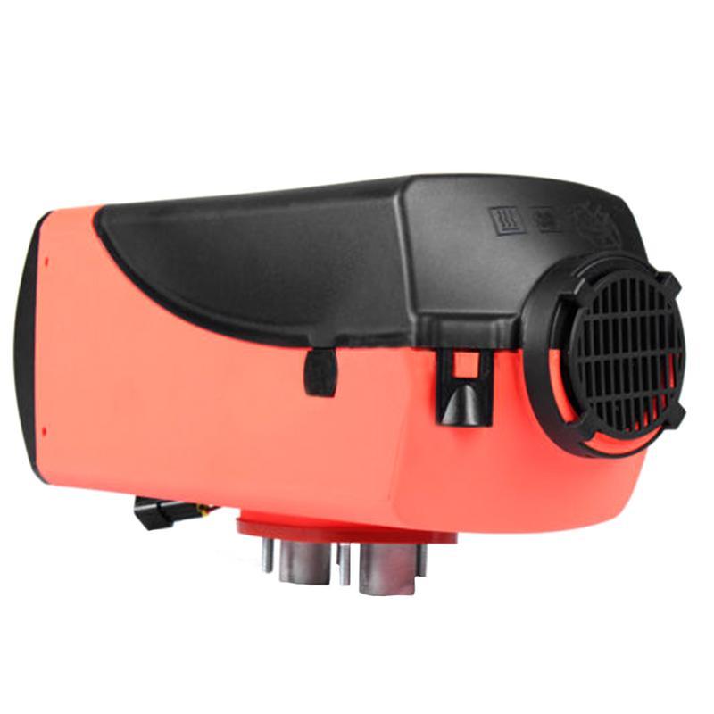5000 w 12 v lcd tipo aquecedor de ar diesel tanque de combustível do carro termostato lcd silencioso para caminhão barco reboque do carro baixo nível de ruído