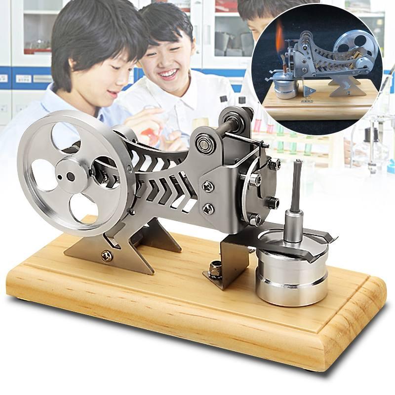 Nouveau modèle de moteur Stirling jouet moteur sous vide modèle Kit moteur modèle enfants enfants éducatifs Science physique jouet cadeau