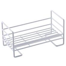 Кованая стойка для хранения губок полка для бассейна домашняя кухонная столешница для раковины тряпичный мусор сливная стойка