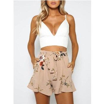Print Sweet Girl Shorts 2