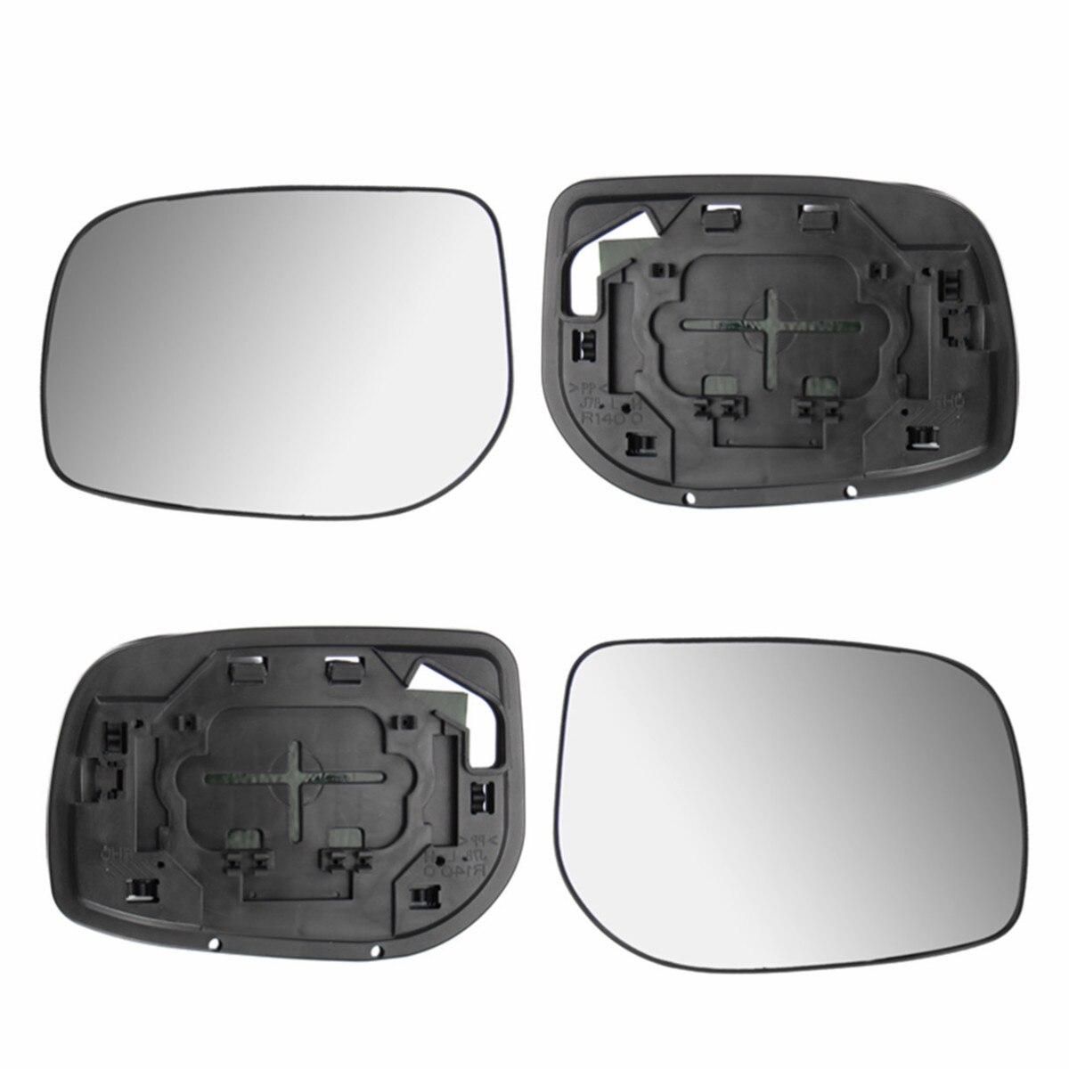 New Right Passenger Side DOOR MIRROR PLATE For Toyota RAV4