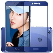 Protector de vidrio templado para pantalla de móvil, película protectora de vidrio para Huawei Honor 8 Lite honer 8 light 8 Lite, 9H