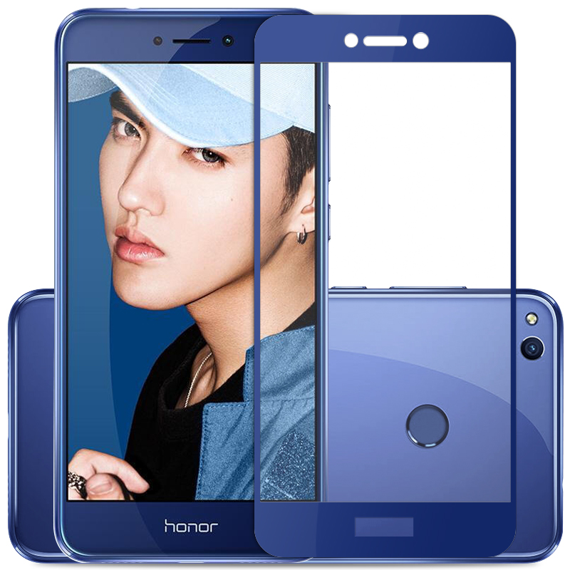 Tempered Glass For Huawei Honor 8 Lite Glass Screen Protector Protective Glass On Honor 8 Lite Honer 8 Light 8lite Film Cover 9H