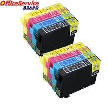16XL T1631 T1621 T1632 T1633 T1634 Cartucho de tinta Compatível Para Epson WF-2630 WF-2650 WF-2660 WF-2750D WF-2760 WF-2010 impressora