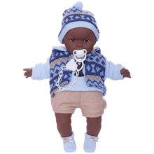 Кукла Llorens Зареб 42 см, со звуком