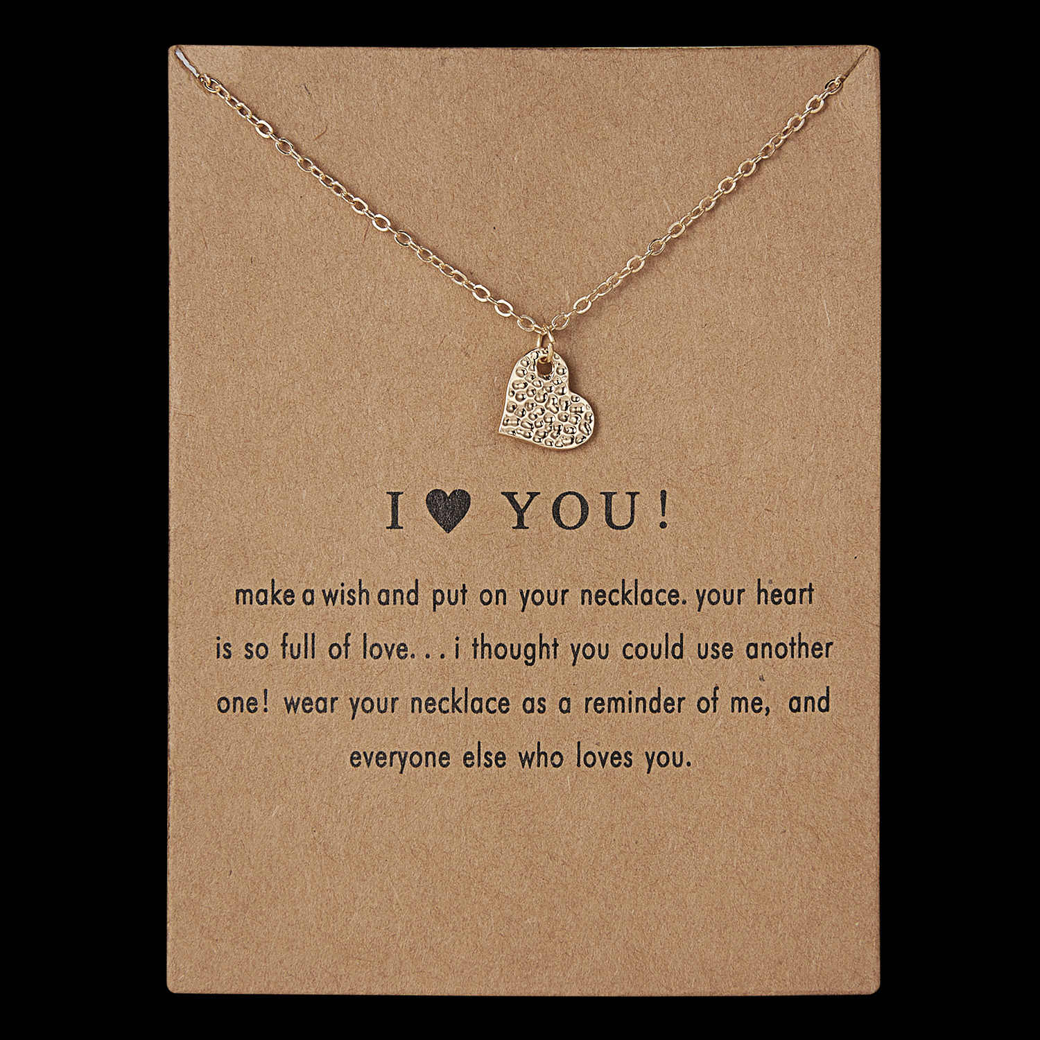 14453ea665dfa1 ... Fashion Gold-color Good Vibes Only Sun Necklaces & Pendants For Women  Jewelry ...