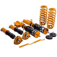 Coilovers Shocks & Springs for BMW X5 E53 2000 2006 Adj. Height Struts Adj. Height Front x2 Rear x2