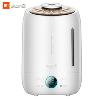 Xiaomi Deerma Ultrasonic Air Humidifier 5L Essential Oil Diffuser Aroma Mist Maker Fog LED Touch Screen For Home Water Diffuser