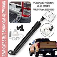 Porta traseira strut choque gás abrandar para ford ranger t6 xl px xlt wildtrak 2012-2016 barra de suporte do atuador da tampa do tronco do carro