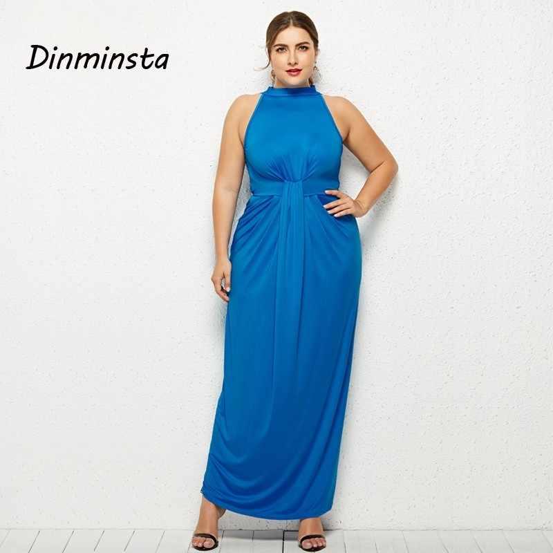bab5b759b54c4 Detail Feedback Questions about Dinminsta Women Plus Size Dresses ...