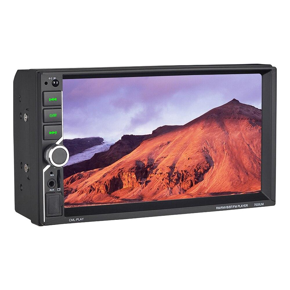 7035 Auto Video Player 7 Zoll Hd Player Mp5 Presse Digital Display Bluetooth Multimedia Usb Auto Radio Autoradio Ein BrüLlender Handel Tragbares Audio & Video Unterhaltungselektronik