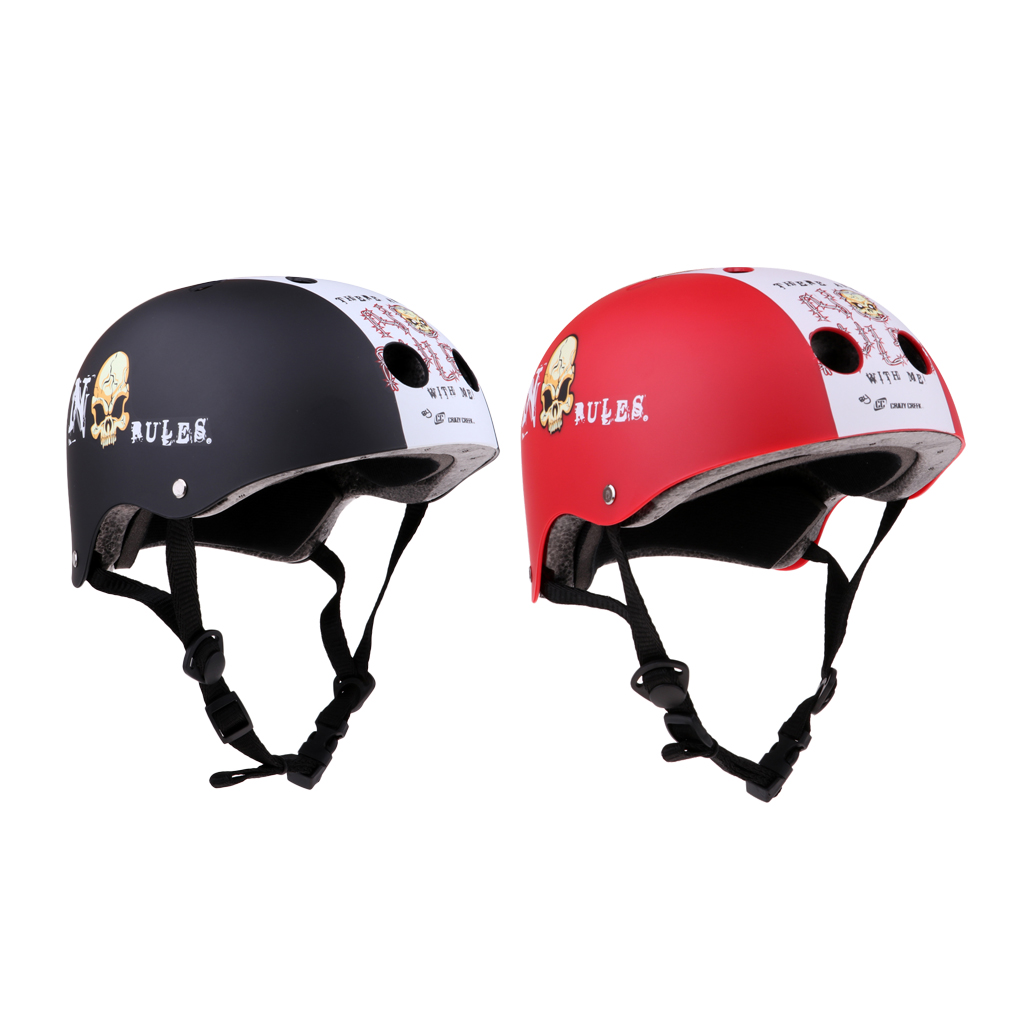 Adjustable Safety Helmet For Men Women Cycling Skating Scooter BMX