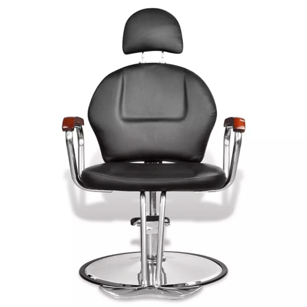все цены на Professional Black Imitation Leather Beauty Salon Chair With Headrest 110122