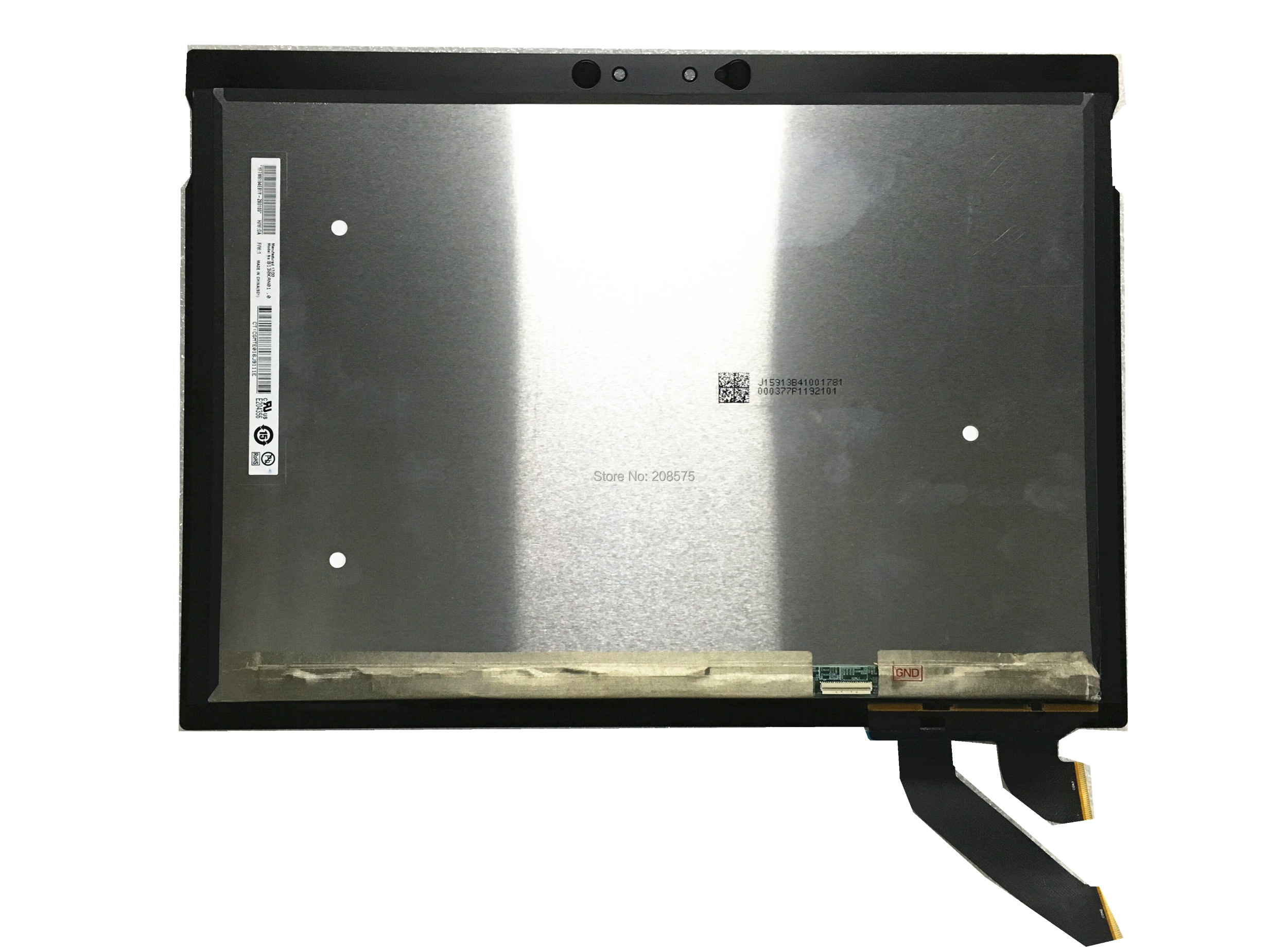 Free Shipping 13.3''inch FHD 1920*1280 LCD Screen For B130KAN01.0 H/W:0A F/W: 1 HP Laptop Lcd Assembly replacement 10 1 inch a15 tablet lcd screen b101evn02 1 1280 800 free shipping