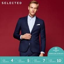 SELECTED font b Men s b font Slim Fit Business Suits Blazers T 41815X501