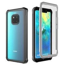 Dành Cho Huawei Mate 20 Pro Cuộc Sống Hàng Ngày Chống Nước Chống Bụi Chống Sốc Giáp Bảo Vệ Chắc Chắn Bao Phủ Trên Giao Phối 20pro P30 Pro ốp Lưng