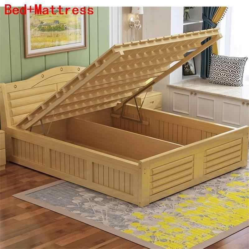 Ranza Matrimonio Recamaras Moderna Tempat Tidur Tingkat Meble Mobili Per La Casa Cama De Dormitorio bedroom Furniture Mueble Bed