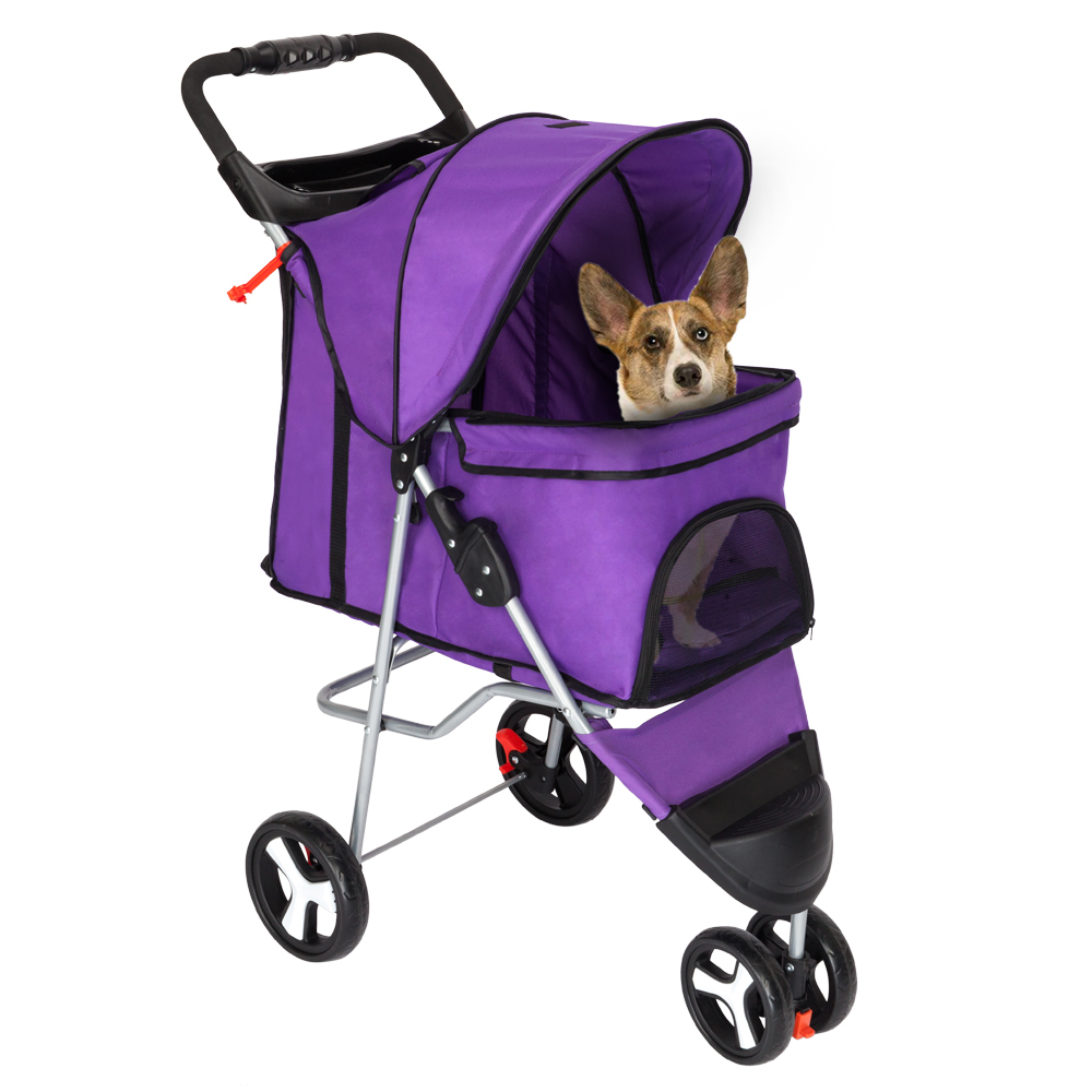 New arrival Fashion Portable Cat Stroller Foldable