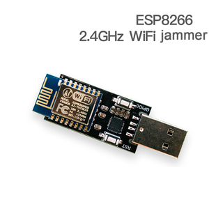 Image 3 - DYKB ESP8266 WiFi 킬러 Wifi 방해 기 무선 네트워크 킬러 개발 보드 CP2102 자동 전원 끄기 4Pflash ESP12 모듈