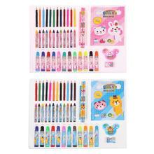 Kredki akwarelowe kredki kredki zestaw do rysowania narzędzia artystyczne tanie tanio CN (pochodzenie) 12 kolory wax crayon Other Wosk caryon