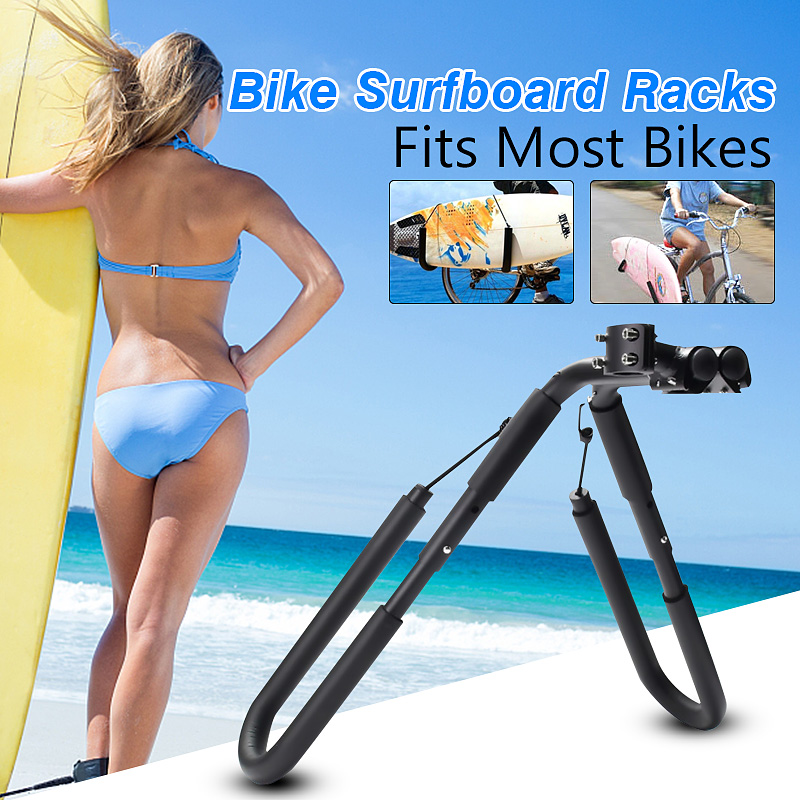 8 Bike Mount Surfboard Wakeboard Racks 25 to 32mm Accessories Fits Surfboards Up to Bicycle Surfing Carrier Mount to Seat Posts8 Bike Mount Surfboard Wakeboard Racks 25 to 32mm Accessories Fits Surfboards Up to Bicycle Surfing Carrier Mount to Seat Posts