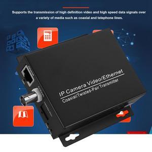 Image 2 - 1 ペアイーサネットipエクステンダー同軸hdネットワークキットeoc上同軸ケーブル伝送のセキュリティcctvカメラ