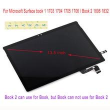 STARDE ЖК-дисплей для microsoft поверхности Book1 книга 1 1703 1704 1705 1706 Book2 1806 1832 ЖК-дисплей Дисплей Сенсорный экран дигитайзер в сборе