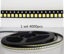 50 шт> SMD СВЕТОДИОДНЫЙ 2835 5054 5730 фишек 1 W 3 V 6 V 9 V 18 V 30 V бусы легкое белое 130LM печатная плата поверхностного монтажа светодиодный светодиод лампы