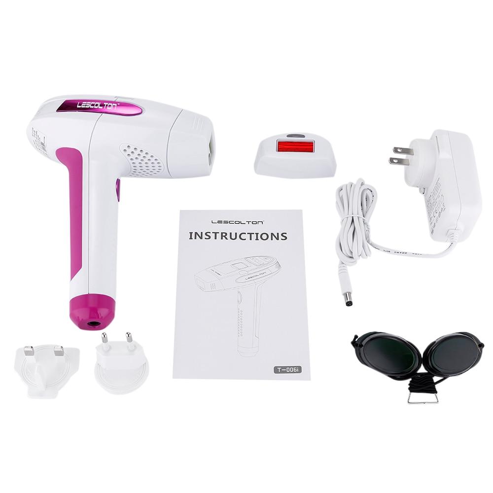 100-240V electric female epilator permanent epilator hair removal body bikini