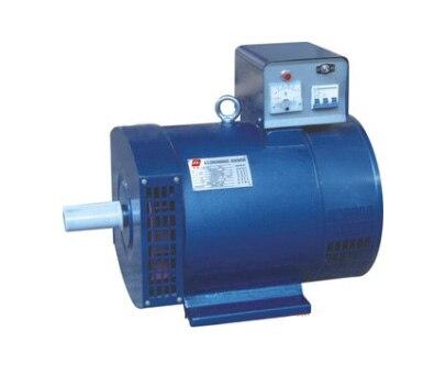 GB170 генератор стабилизатор переменного тока 380 В 30 кВА автоматический регулятор напряжения avr щетка дизельный генератор переменного тока регулируемый ток трехфазный