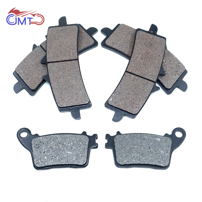 US $8 81 11% OFF|For Kawasaki ZX10R Ninja /ABS 2015 2016 2017 2018 ZX10RR  2017 2018 Front Rear Brake Pads Set Kit ZX 1000 10R 10RR-in Brake Disks  from