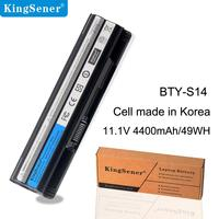 KingSener Laptop Battery For MSI BTY S14 GE70 GE60 CR41 CX61 CR70 BTY S15 CR650 CX650 FR400 FR600 FR610 FR620 FR700 FX420 FX600