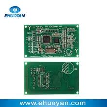 Anti-cloned UID M1 card 13.56MHz  14443 A Rfid  NFC Reader/Writer Module 2.7-3.6V UART  YHY522  +SDK+2 Tags