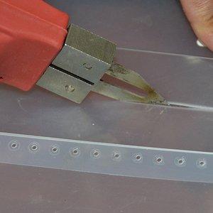 Image 4 - 100W Mano Tenere Riscaldamento Coltello Cutter Cutter Caldo di Corda In Tessuto Elettrico Utensili Da Taglio Cutter Caldo Nuovo Arrivo