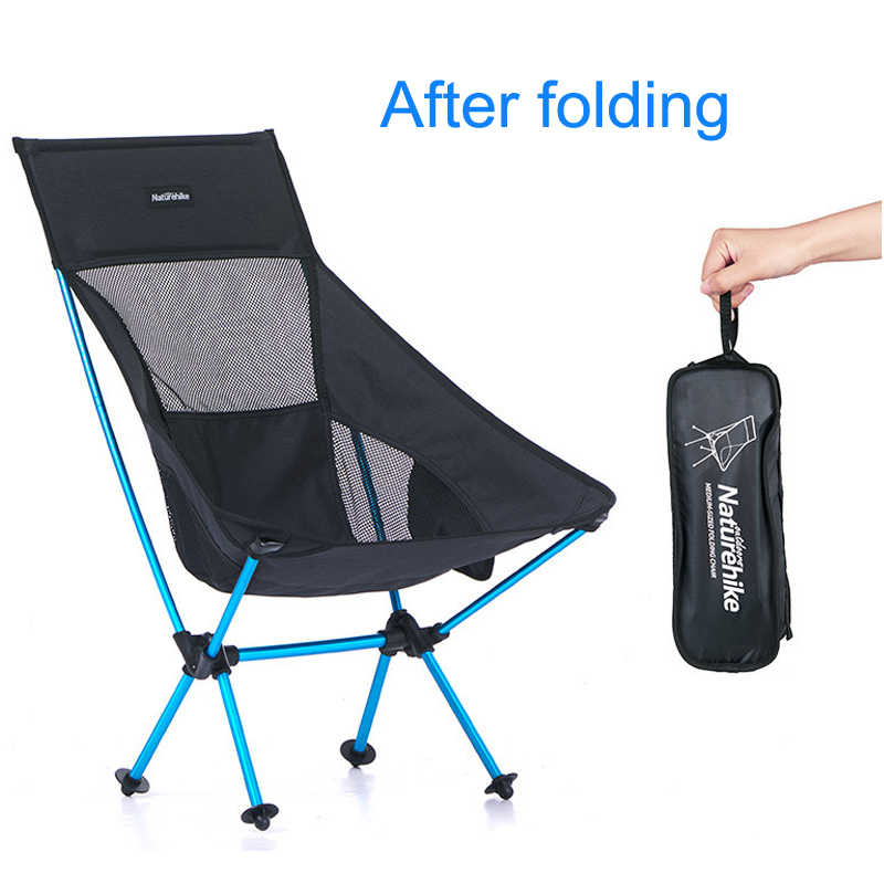 07e4b43ea3 NatureHike New Camping Chairs Portable Collapsible Moon Chair ...