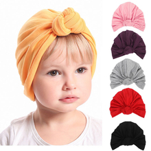Baby Girl Hat Newborn Beanie Cap Bow Knot India Hat Baby Beanies For Girls Winter Hat Girls Cap Girl Toddler Hats Accessories 2019 winter baby hats cartoon cotton sweet baby hat for girls boys newborn baby little yellow duck cap girls baby accessories