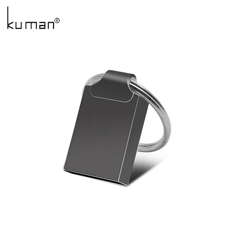 Kuman מיני קטן Usb דיסק און קי 4 GB 8 GB 16 GB זיכרון מקל Pendrive עט כונן 32 GB 64 GB 128 GB Usb דיסק על מפתח עבור מחשב YLU219