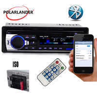 Auto Radio Stereo-Player Bluetooth Telefon AUX-IN MP3 1 Din auto elektrische 12V Auto Audio Autoradio radio cassette player auto bänder