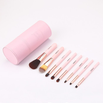 ZOREYA Brand 8Pcs High Quality Makeup Brush Sets Foundation Powder Lip Eye Brow Shadow Cosmetic Tools For Daily Face Make Up 2