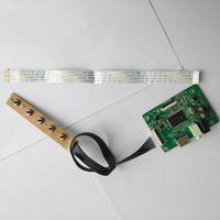 2019 hdmi led edp lcd 컨트롤러 보드 NT116WHM-N44/NT116WHM-N42 1366x768 패널 케이블 용 미니 diy