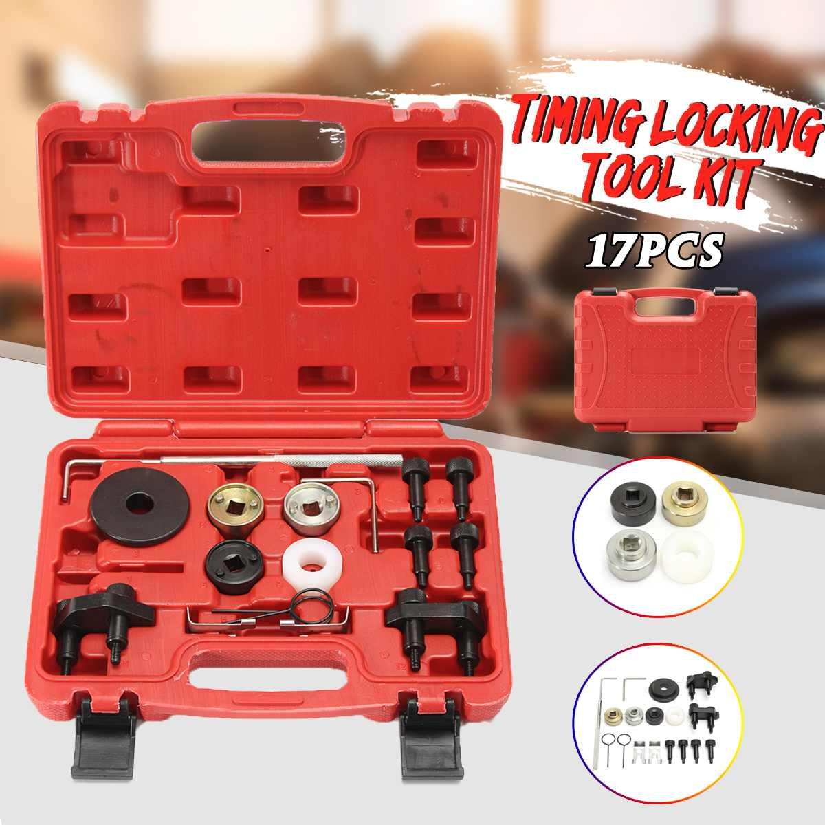 Universal Car Engine Cam Timing Locking Tool Set 2008-2013 For AUDI For VW 2.0 Turbo Tfsi Eos Gti A3 A4 A5 A6 Q5 Engine Care